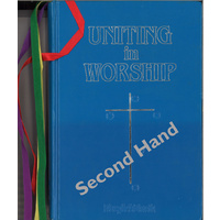 Second hand - Uniting in Worship: Congregational edition