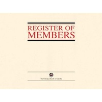 Register of Membership