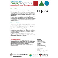 Engage Together June 11