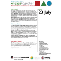 Engage Together July 23