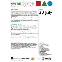 Engage Together July 30