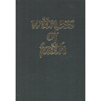 Witness of Faith: Historic Documents of the Uniting Church in Australia
