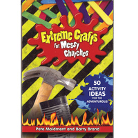Extreme Crafts for Messy Church