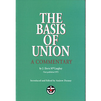 The Basis of Union: A Commentary