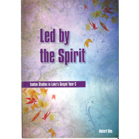 Led by the Spirit - Lenten Studies