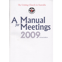 Manual for Meetings