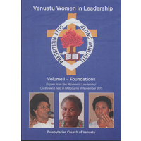 Vanuatu Women in Leadership