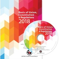 UCA Constitution & Regulations 2018 - Book and CD