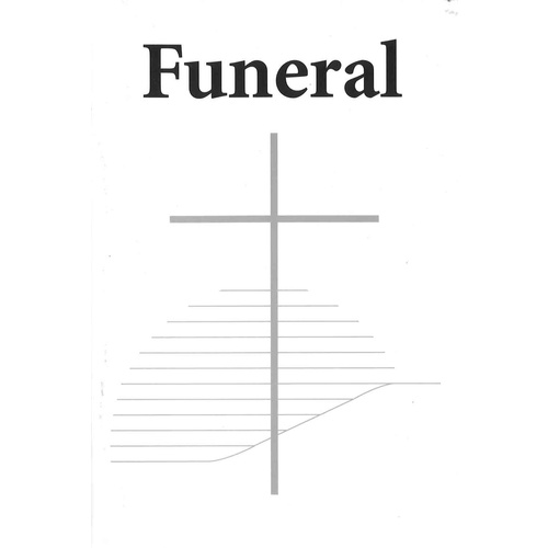 Funeral Service booklet