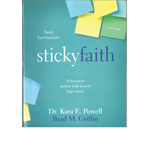 Sticky Faith - Teen Curriculum
